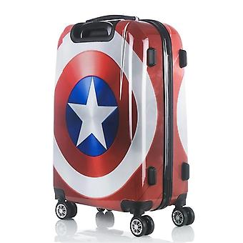 Captain America Suitcase Luggage