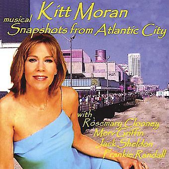 Kitt Moran - Musical Snapshots From Atlantic City [CD] USA import