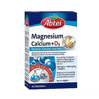 Magneziu Calciu + D3