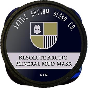 Resolute Arctic Mineral Mud Mask