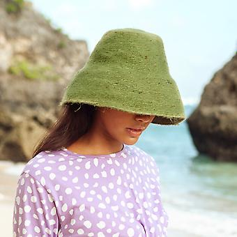 Jute spand hat