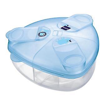 Mam mjölkpulver låda blå