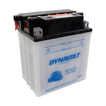 Dynavolt CB10AA2 High Performance Battery With Acid Pack
