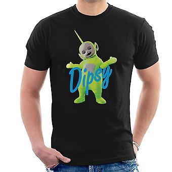 Teletubbies Dipsy The Second Teletubby Men's Camiseta