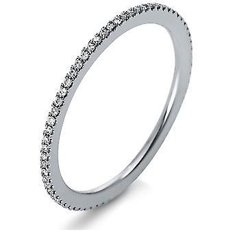 Luna Creation Infinity Ring Memoire volledige 1P962W853-2 - Ringbreedte: 53