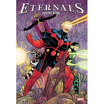 Eternals Poster Book by Marvel Comics