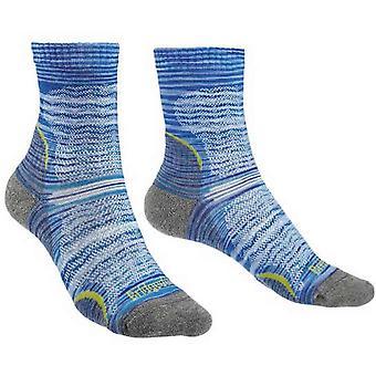 Bridgedale HIKE Ultralight T2 Merino Patrón de rendimiento equipo calcetines para mujer