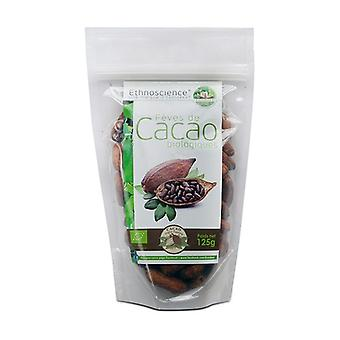 Organic whole cocoa beans 125 g
