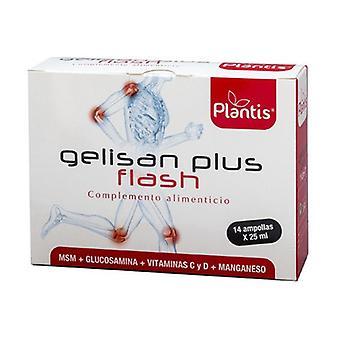Gelisan plus flash 14 vials