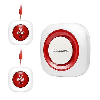 Emergency Call Panic Alarm For Elderly/invalids/seniors Alarm (koe-2000g)