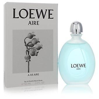 En Mi Aire Eau De Toilette Spray av Loewe 3.4 oz Eau De Toilette Spray