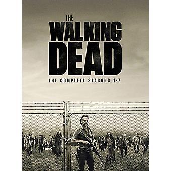 The Walking Dead Seasons 1-7 DVD