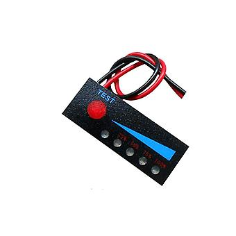 Li-ion Lithium Battery Capacity Indicator Module For Led Voltage Display
