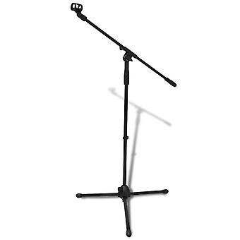 vidaXL Adjustable microphone stand