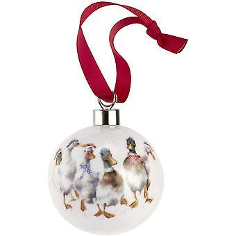 Wrendale Designs Choix de boules de Noël