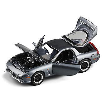 1:32 Giocattolo Auto Mazda RX7 Sport Car Lega Auto