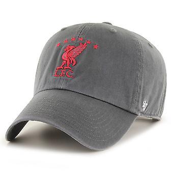 47 Brand Relaxed-Fit CLEAN UP -korkki - Liverpool Liverbird FC