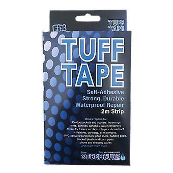 TUFF Tape Self Adhesive Waterproof Repair Strip 2m