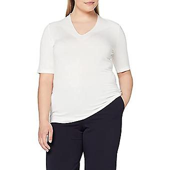 Tom Tailor 1009643 T-Shirt, Ivoire (Whisper White 10315), XL Femme