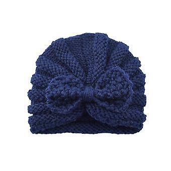 طفل الشتاء قبعة، الأقواس بيني عمامة قبعات الاطفال كاب