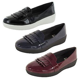 Fitflop Sneakerloafer Fringey Zapatos de patente