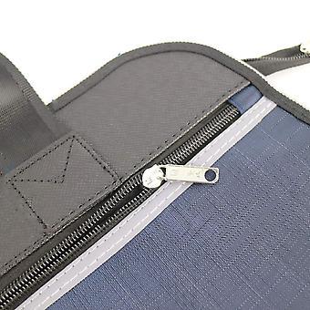جديد رجال الأعمال حقيبة أكسفورد مزدوجة الأكمام حمل A4 ملف حزمة بسيطة دفتر حقيبة ES2720