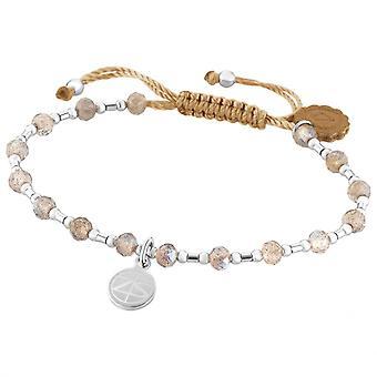 Bracelet Femme  Zeades BAUMETTE Sand SI - SBC01004 Argent Dor�