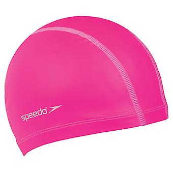 Speedo Pace Cap Pink Adult