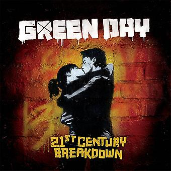Green Day - 21st Century Breakdown Vinyl