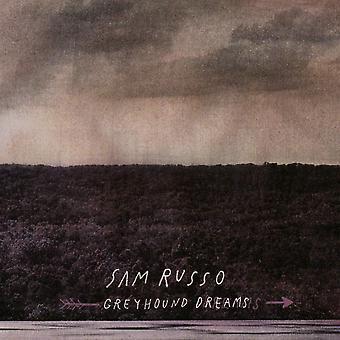 Sam Russo - Greyhound Dreams CD