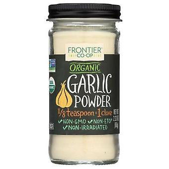 Frontier Organic Garlic Powder, 2.33 Oz