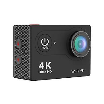 Toimintakamera Ultra Hd, Wifi Veden alla, Vedenpitävä Kypärä Sport Go Pro Cam