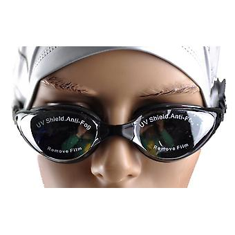Safety Glasses For Lab Eye, Protective Eyewear Clear Lens, Workplace Goggles(Black)