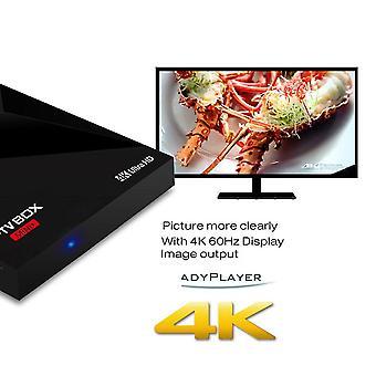 R-tv Box Mini + Rk3229 4k Android 7.1.1 Tv Box Media Player Set Top Box