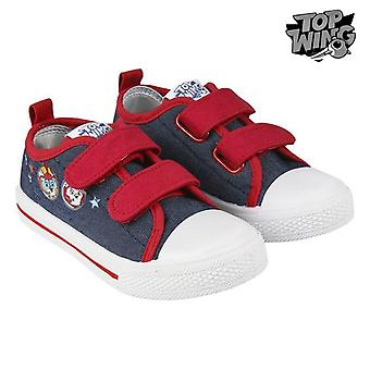 Children's Casual Trainers Top Wing