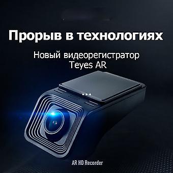 車のDVDプレーヤーのナビゲーションのためのX5カーDVRダッシュカムフルHD 1080P