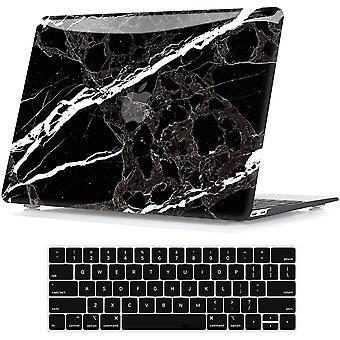 Kompatibel mit MacBook Pro 13 Zoll Case 2020-2016 Release mit/ ohne Touch Bar, Smooth Pattern