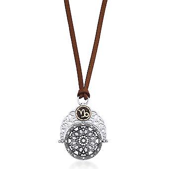 Biggdesign Capricorn Sterling Zilveren Hanger
