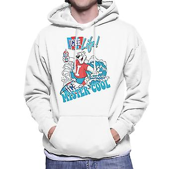 ICEE Life Mister Cool Men's Hooded Sweatshirt