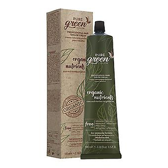 Färgkräm Ren Grön Nº 5,66 (100 ml)
