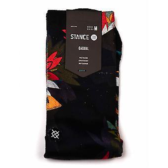 Stance Socks La Mara Socks - Black