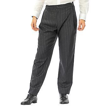 Emporio Armani Men Pants  Ankle length  Grey
