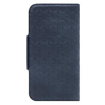 iPhone Xs Max Marvêlle Magnetiskt Skal & Plånbok Blå