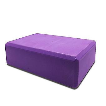 Eva pilates och yoga block tegelstenar för sport, motion, gym, träning, stretching hjälpmedel, kroppsformning