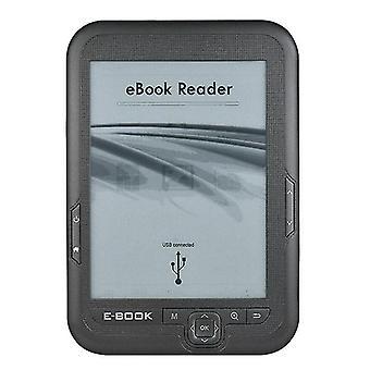 6 pouces 16gb ebook reader e-ink capacitif e book light eink sn e-book e-ink e-reader mp3 avec étui,