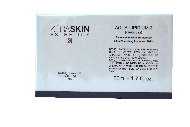 Keraskin Esthetics Aqua-Lipidium 3 Ultra-Nourishing Immersion Balm 50 ml 1.7 oz
