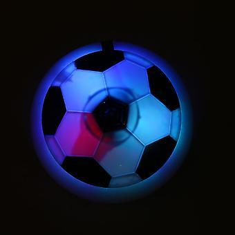 エアパワーサッカーディスク屋内サッカーのおもちゃマルチ表面ホバリンググライダーおもちゃ