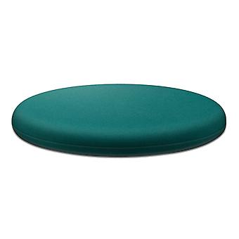 Round Memory Foam Cushion Comfortable Breathable Padded Stool Cover Washable Mat For Home Bedroom