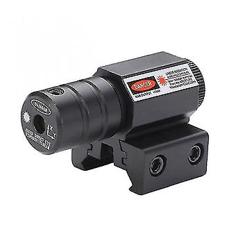 Leistungsstarkes Mini Red Dot Laservisier Set für Gewehr Gewehr Pistole