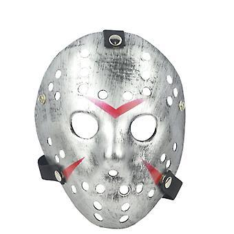 Kostuum Jason Mask, Cosplay Halloween Maskerade Party Horror Mask